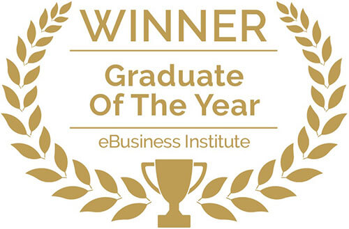 eBusiness Institute Graduate Of The Year Award
